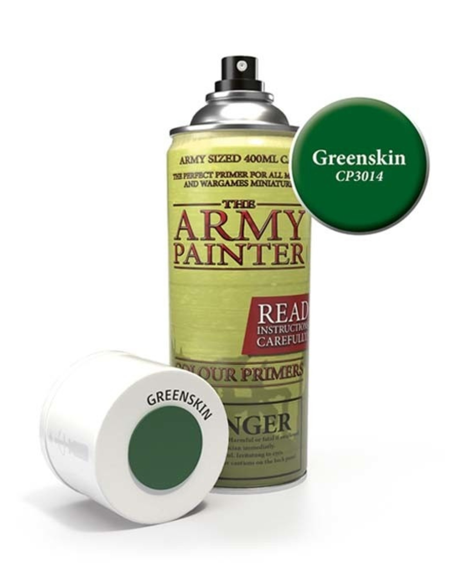 The Army Painter Army Painter: Colour Primer - Greenskin