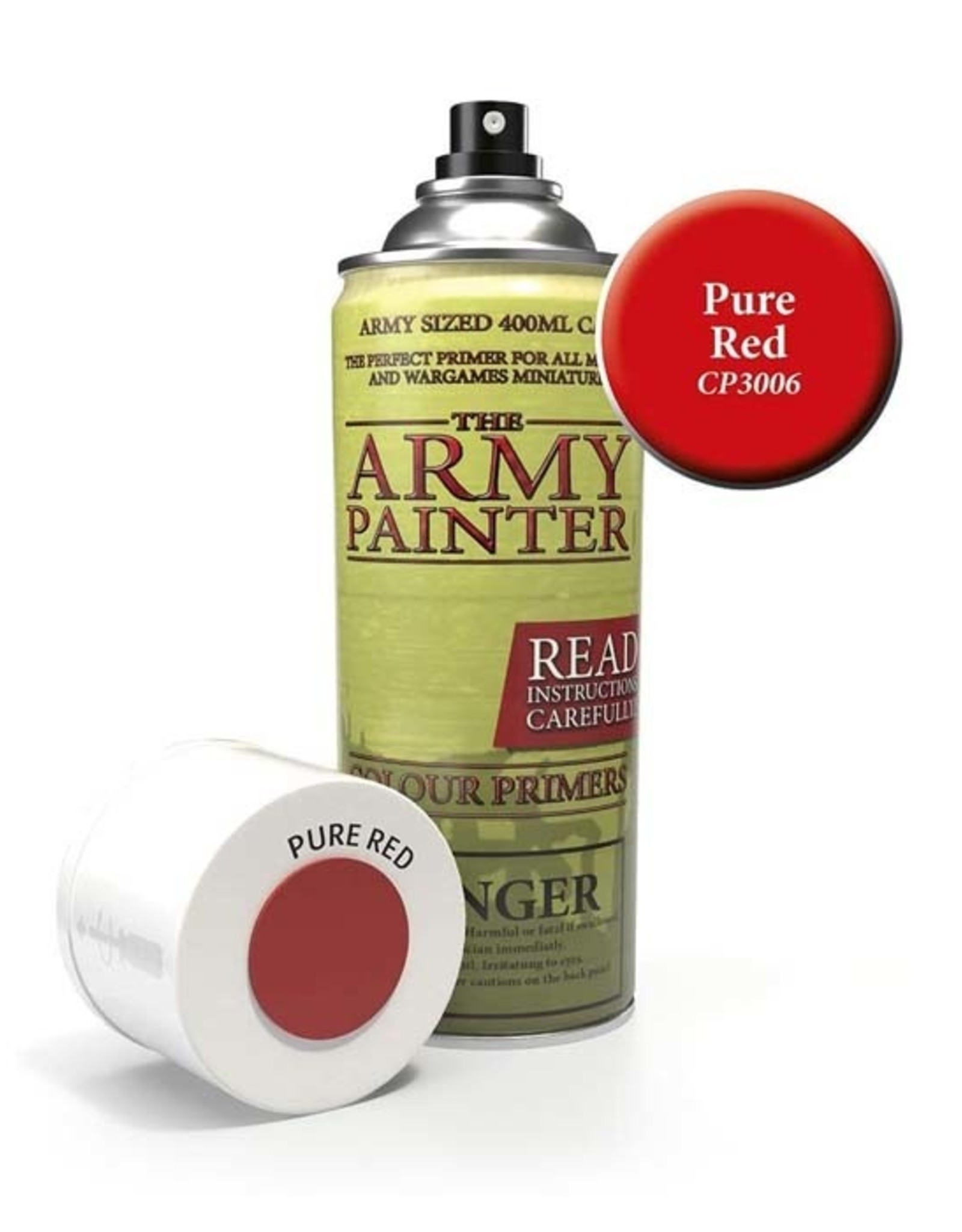 The Army Painter Army Painter: Colour Primer - Pure Red