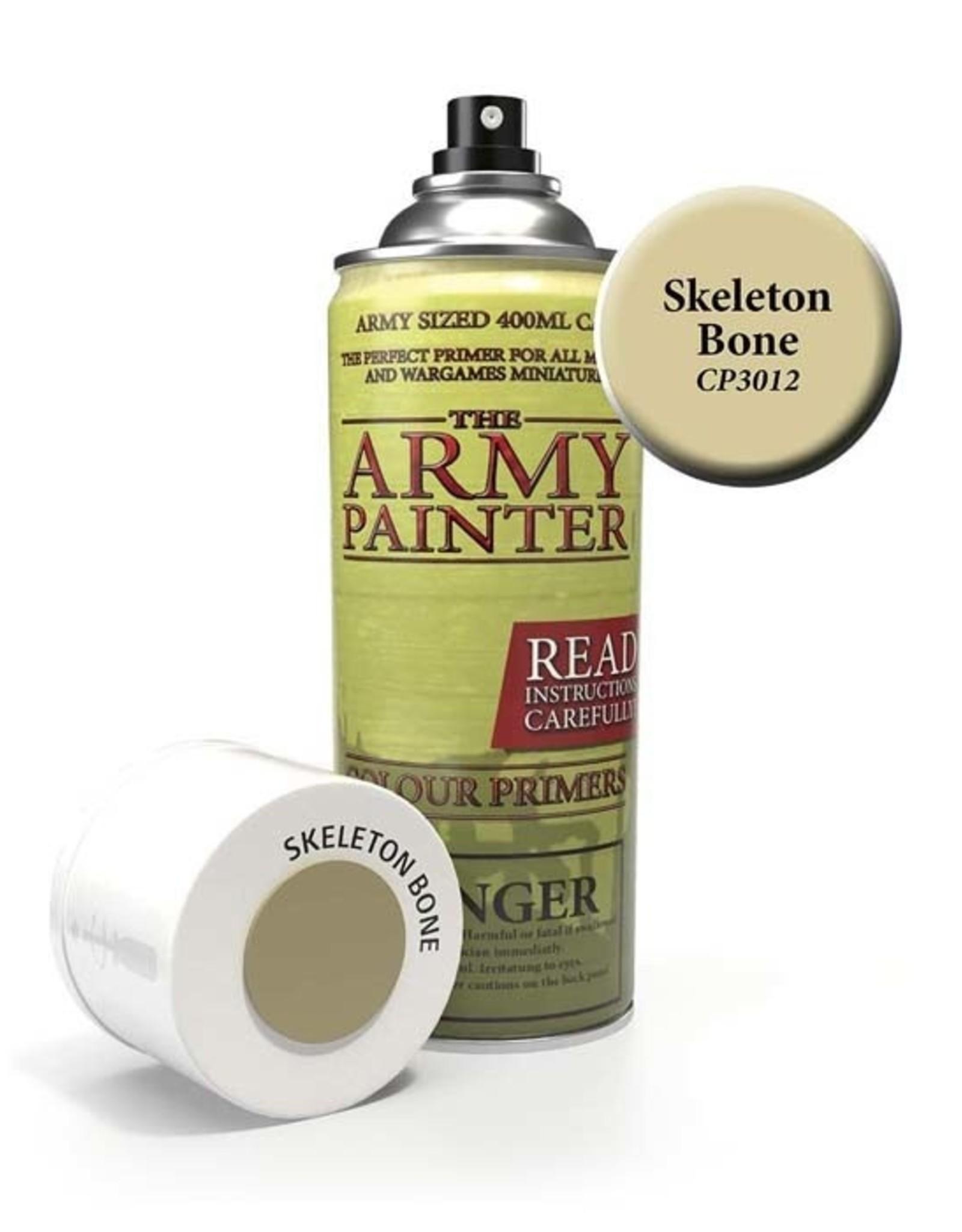 The Army Painter Army Painter: Colour Primer - Skeleton Bone