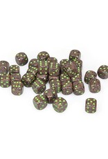 Chessex Chessex: 12mm D6 - Speckled - Earth