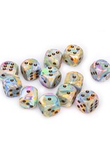 Chessex Chessex: 16mm D6 - Festive - Vibrant w/ Brown