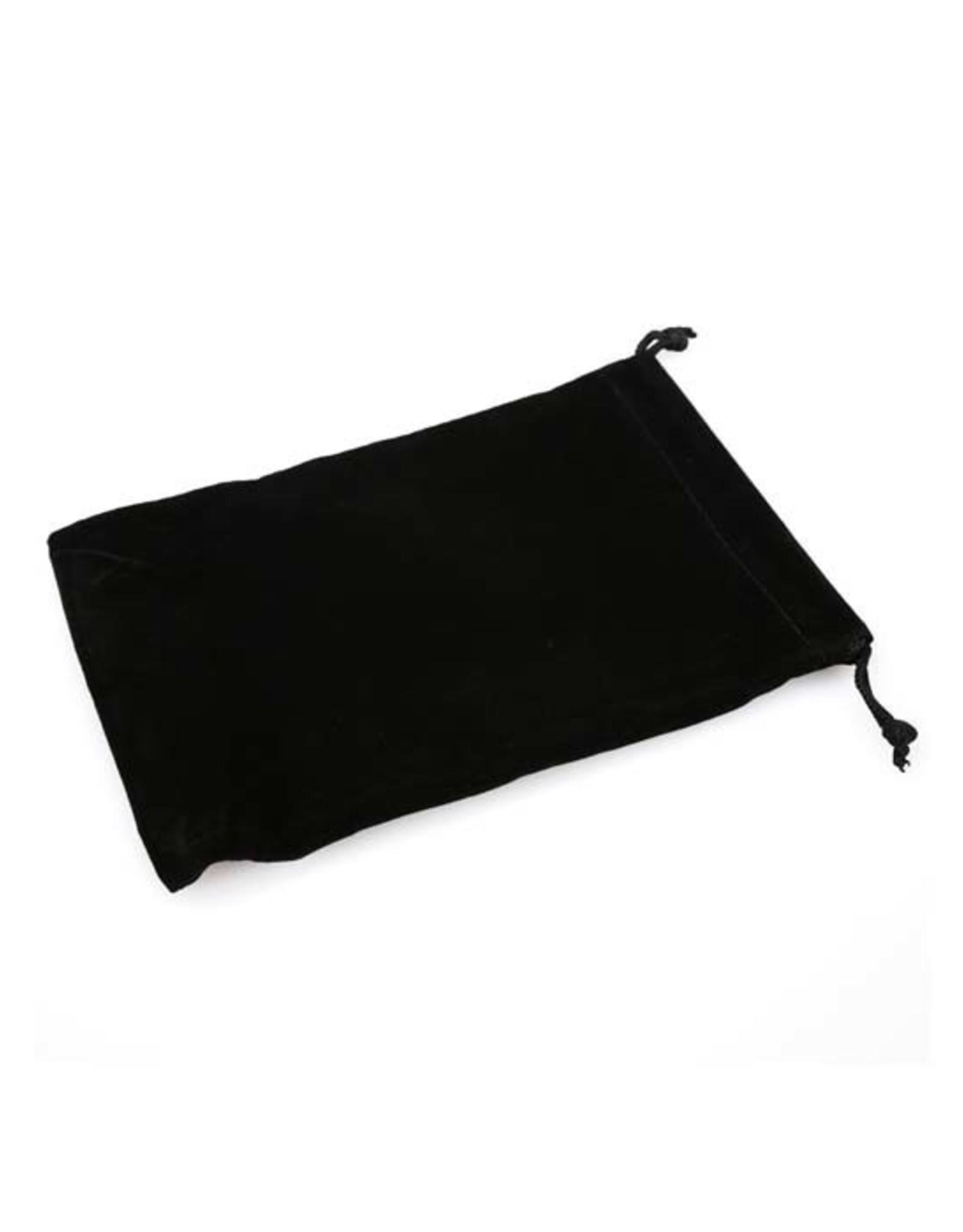 Chessex Chessex: Dice Bag - Large - Black
