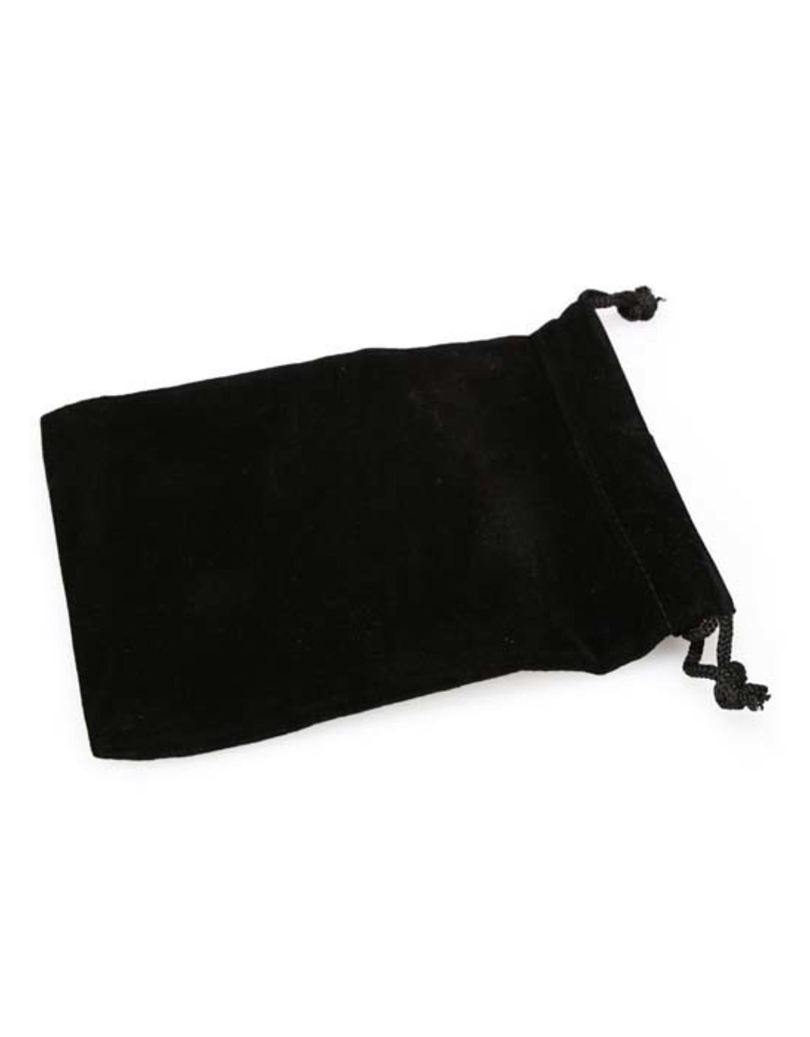 Chessex Chessex: Dice Bag - Small - Black