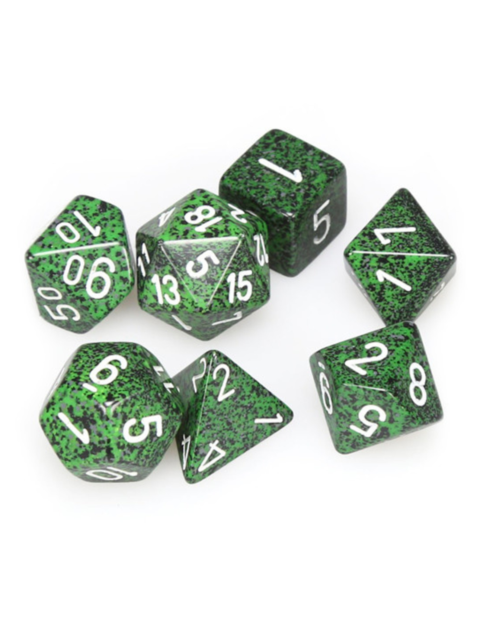 Chessex Chessex: Poly 7 Set - Speckled - Recon