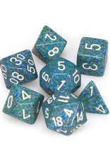 Chessex Chessex: Poly 7 Set - Speckled - Sea