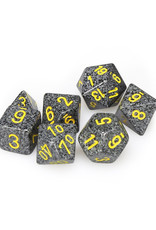 Chessex Chessex: Poly 7 Set - Speckled - Urban Camo