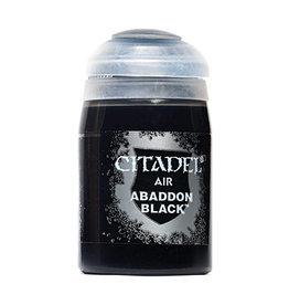 Citadel Citadel Colour: Air - Abaddon Black (24ML)