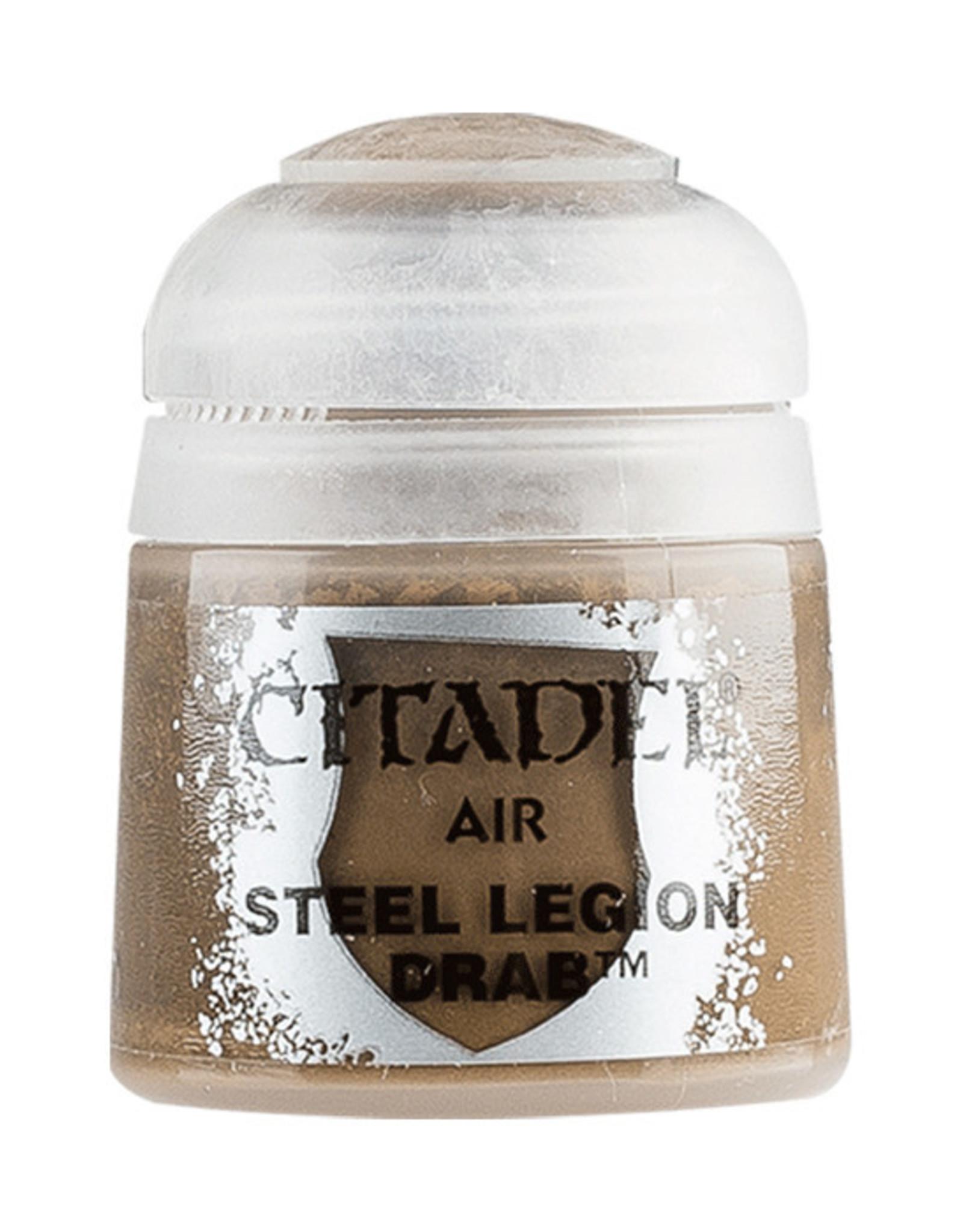 Citadel Citadel Colour: Air - Steel Legion Drab