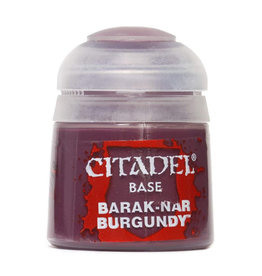 Citadel Citadel Colour: Base - Barak-Nar Burgundy