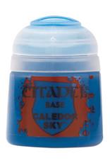 Citadel Citadel Colour: Base - Caledor Sky