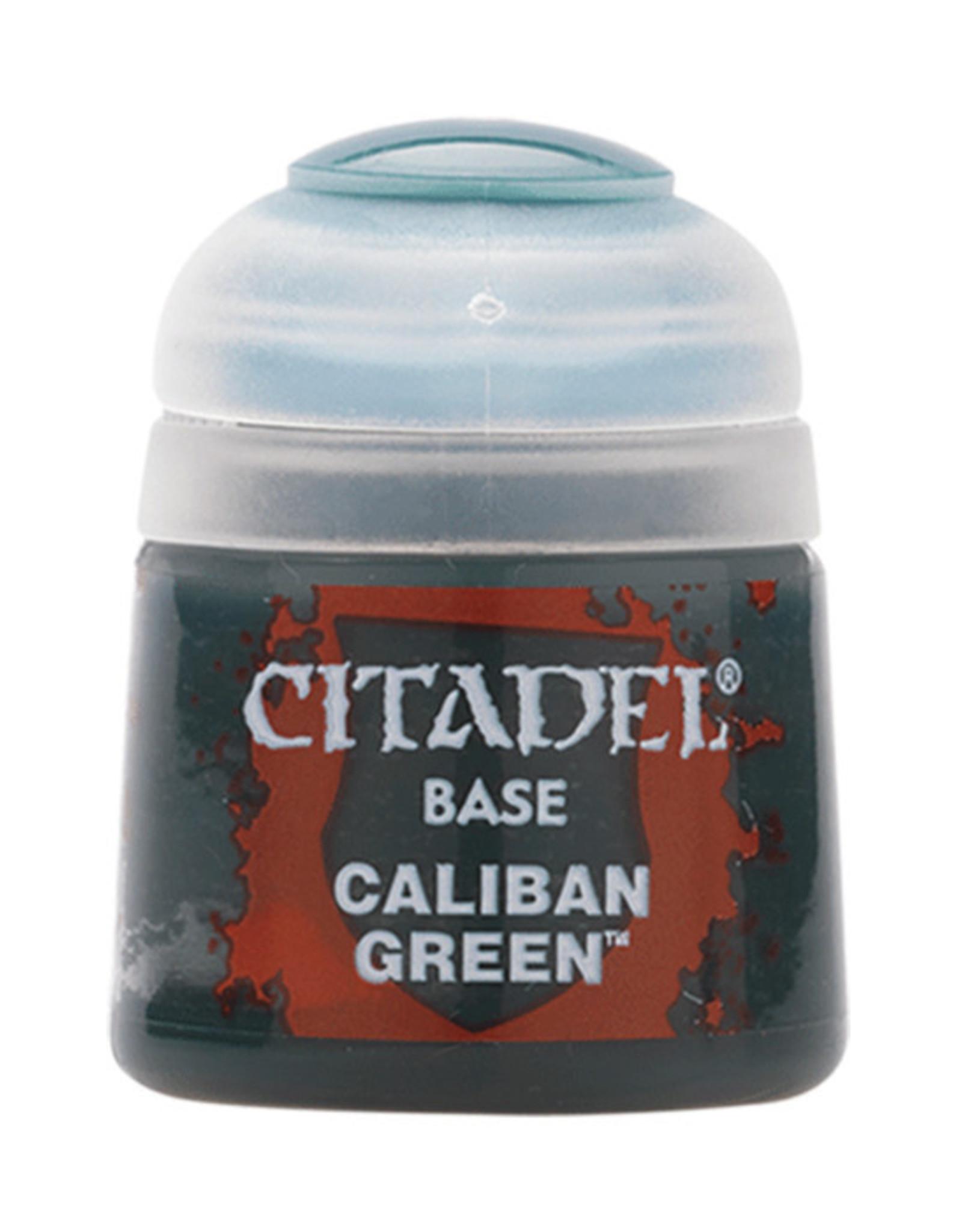 Citadel Citadel Colour: Base - Caliban Green