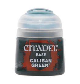 Citadel Citadel Colour: Base - Caliban Green