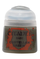 Citadel Citadel Colour: Base - Castellan Green
