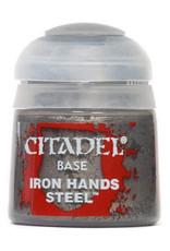 Citadel Citadel Colour: Base - Iron Hands Steel
