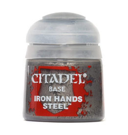 Citadel Citadel Colour: Base - Iron Hands Steel