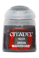 Citadel Citadel Colour: Base - Iron Warriors