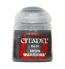 Citadel Citadel Colour: Base - Iron Warriors