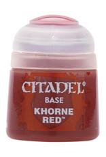 Citadel Citadel Colour: Base - Khorne Red