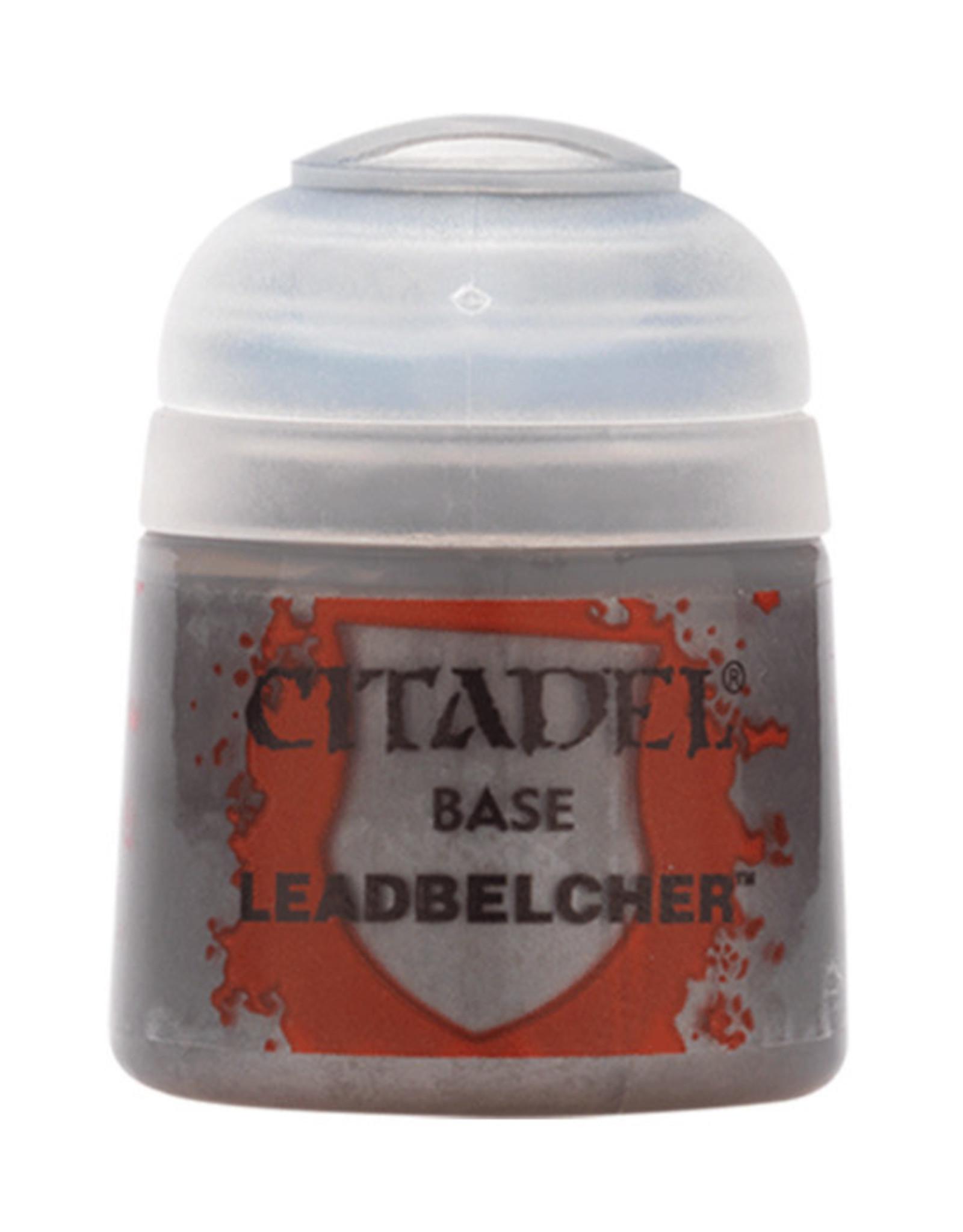 Citadel Citadel Colour: Base - Leadbelcher