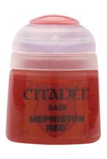 Citadel Citadel Colour: Base - Mephiston Red