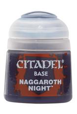 Citadel Citadel Colour: Base - Naggaroth Night