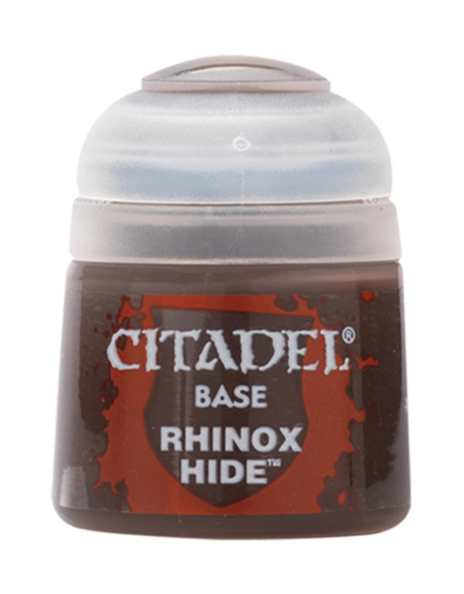 Citadel Citadel Colour: Base - Rhinox Hide