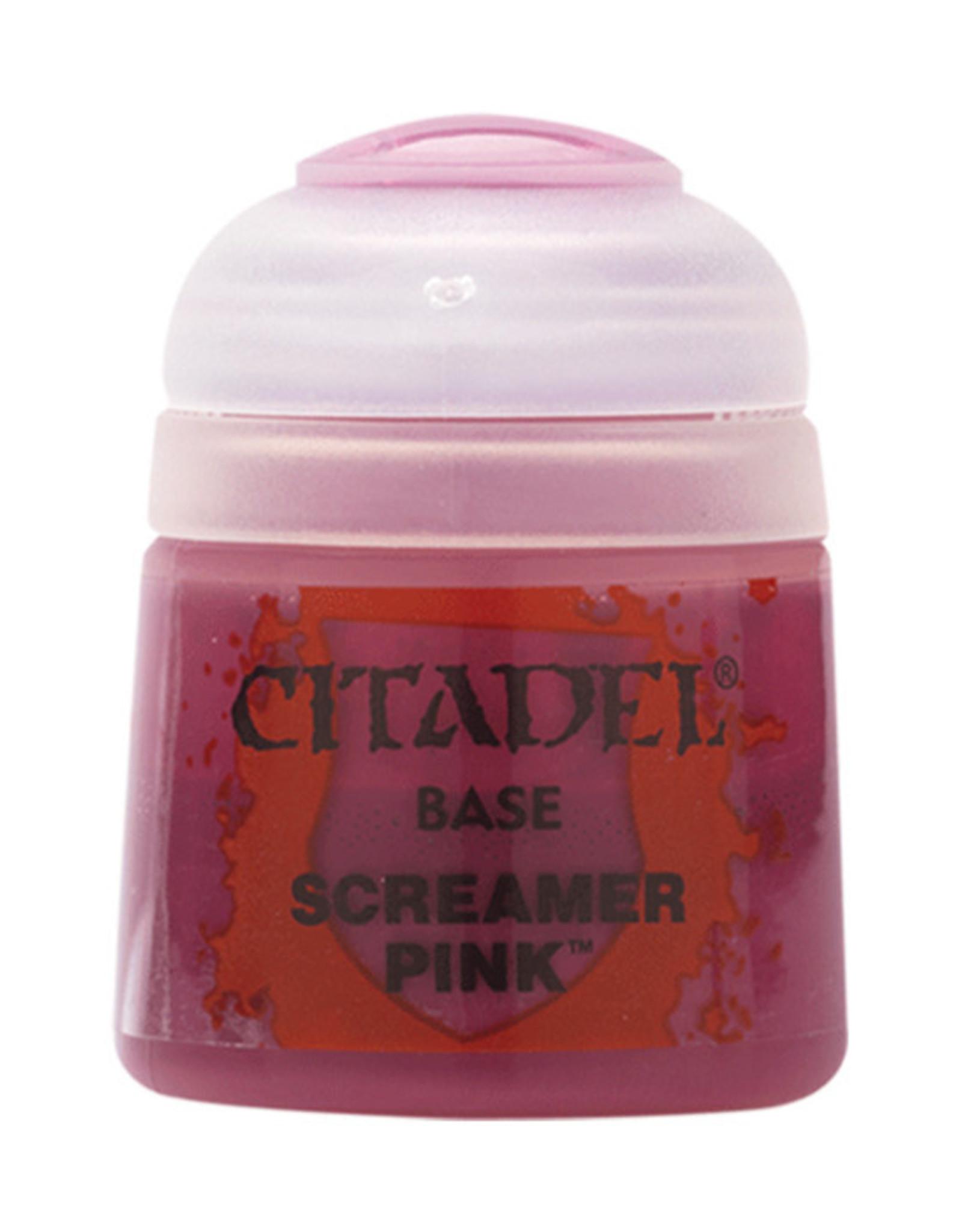 Citadel Citadel Colour: Base - Screamer Pink