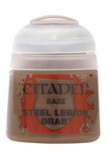 Citadel Citadel Colour: Base - Steel Legion Drab