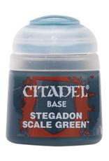 Citadel Citadel Colour: Base - Stegadon Scale Green