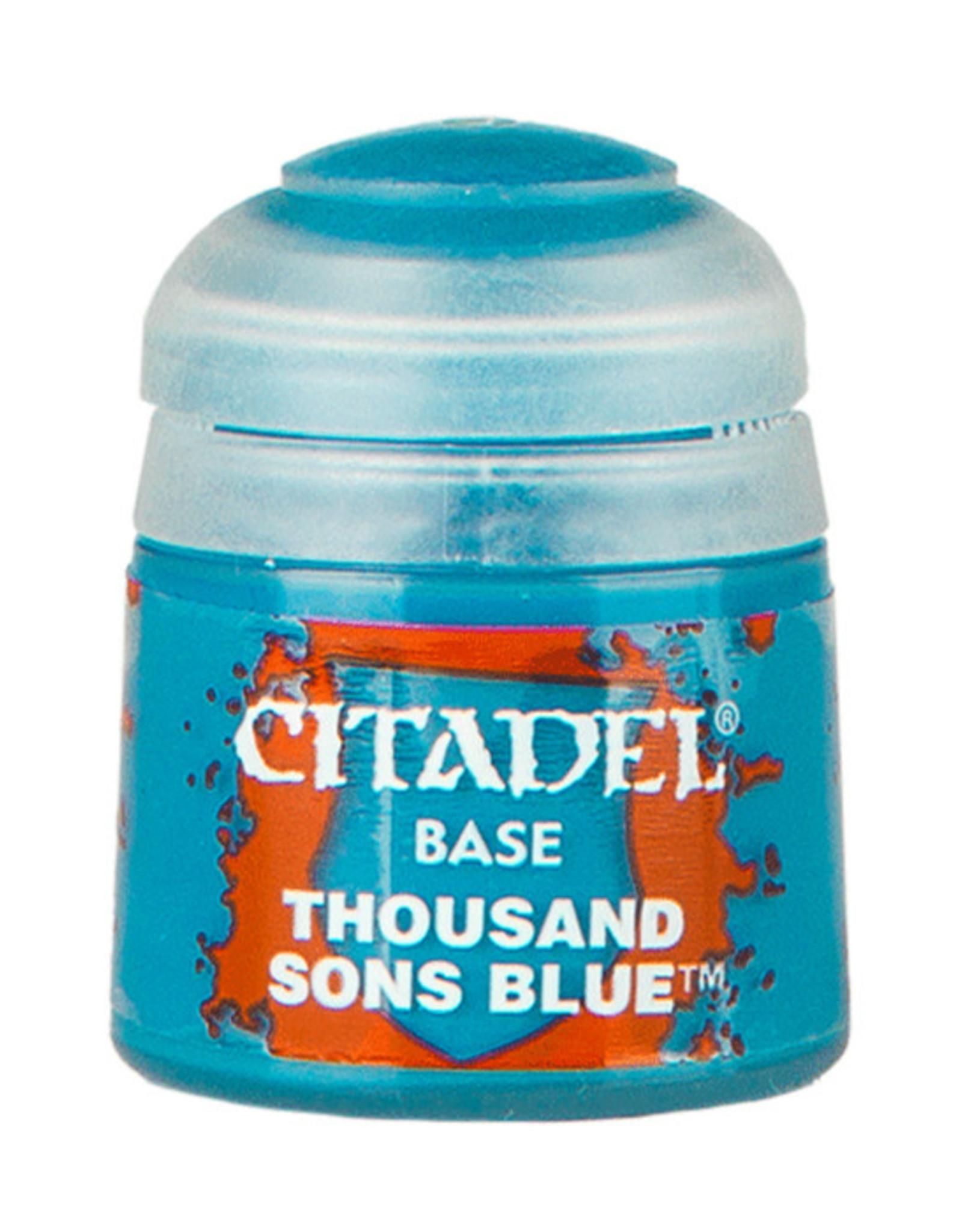 Citadel Citadel Colour: Base - Thousand Sons Blue