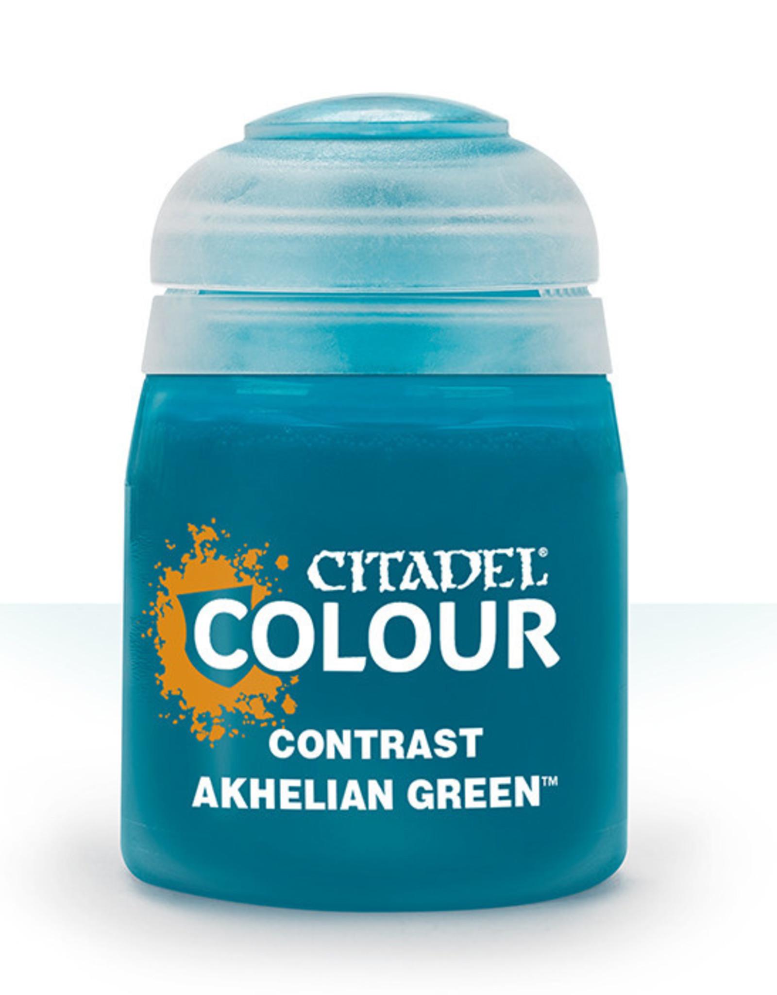 Citadel Citadel Colour: Contrast - Akhelian Green