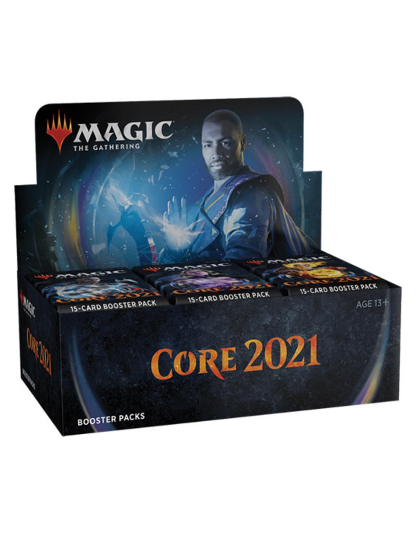 Magic: The Gathering Magic: The Gathering - Core 2021 - Booster Box