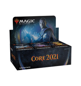 Magic: The Gathering Magic: The Gathering - Core 2021 - Booster Box