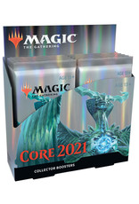 Magic: The Gathering Magic: The Gathering - Core 2021 - Collector Booster Box