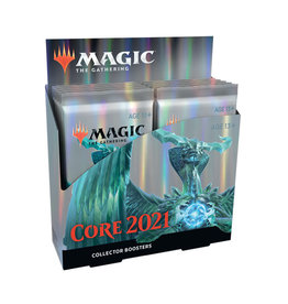 Magic: The Gathering Magic: The Gathering - Core 2021 - Collector's Booster Box