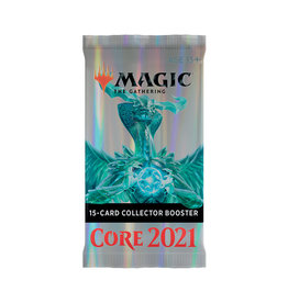 Magic: The Gathering Magic: The Gathering - Core 2021 - Collector Booster Pack