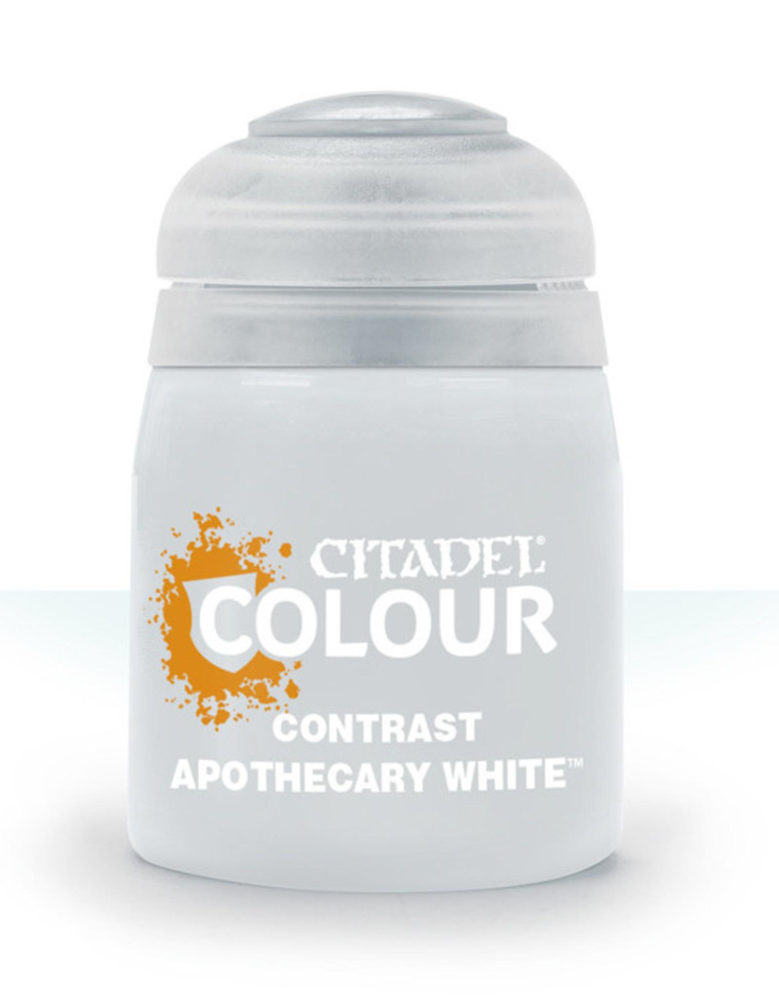 Citadel Citadel Colour: Contrast - Apothecary White