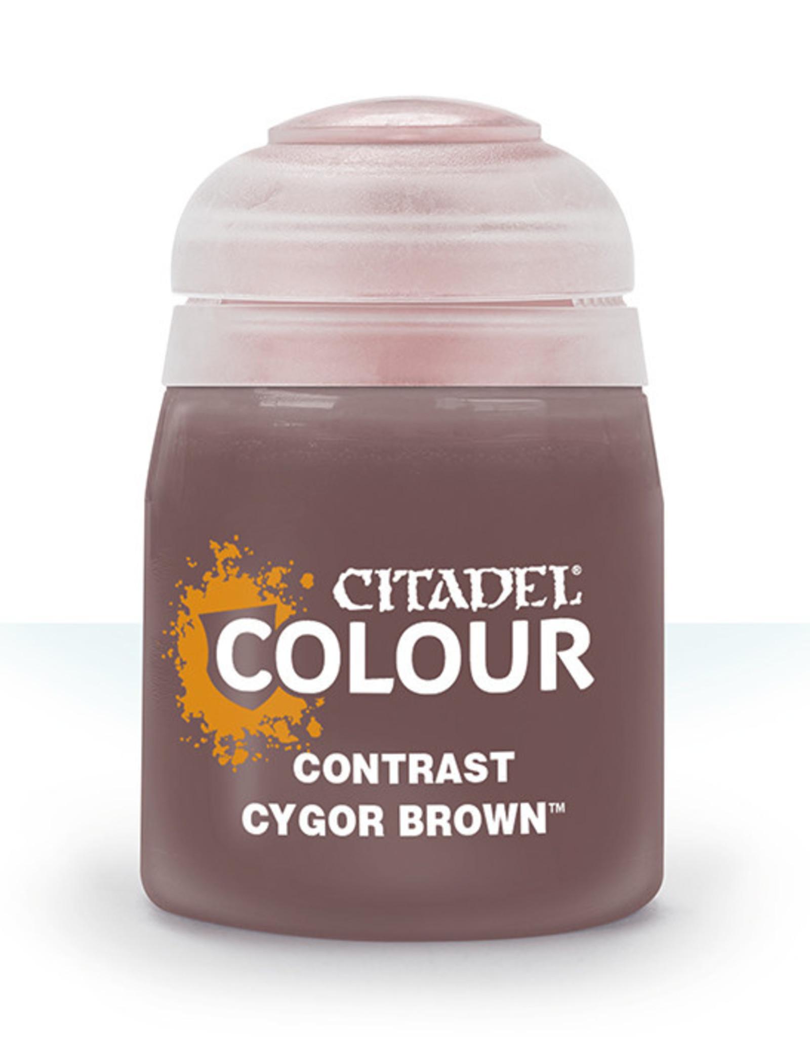 Citadel Citadel Colour: Contrast - Cygor Brown
