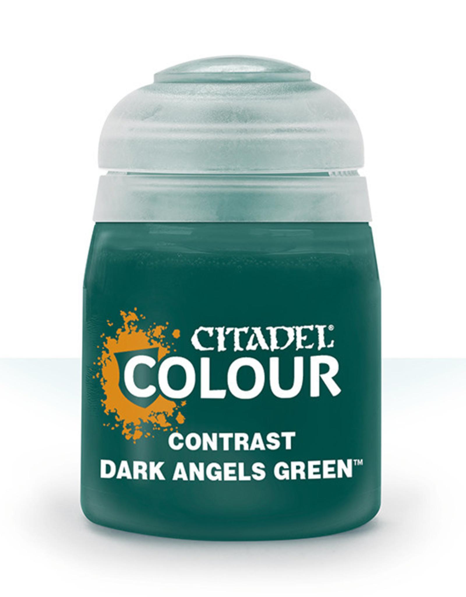 Citadel Citadel Colour: Contrast - Dark Angels Green