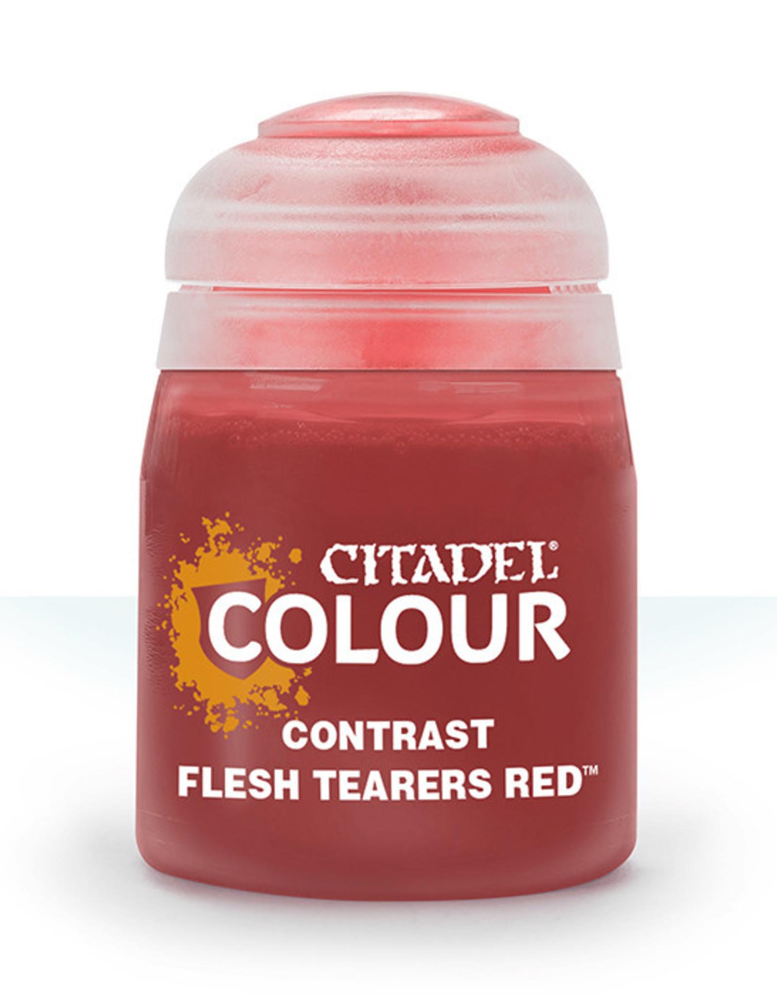 Citadel Citadel Colour: Contrast - Flesh Tearers Red