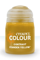 Citadel Citadel Colour: Contrast - Iyanden Yellow