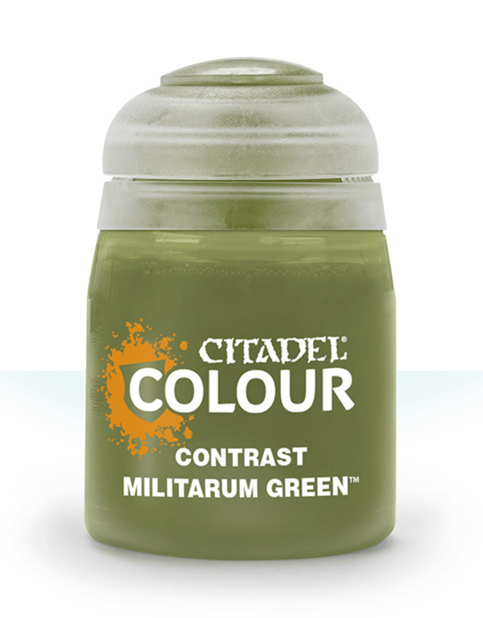Citadel Citadel Colour: Contrast - Militarum Green