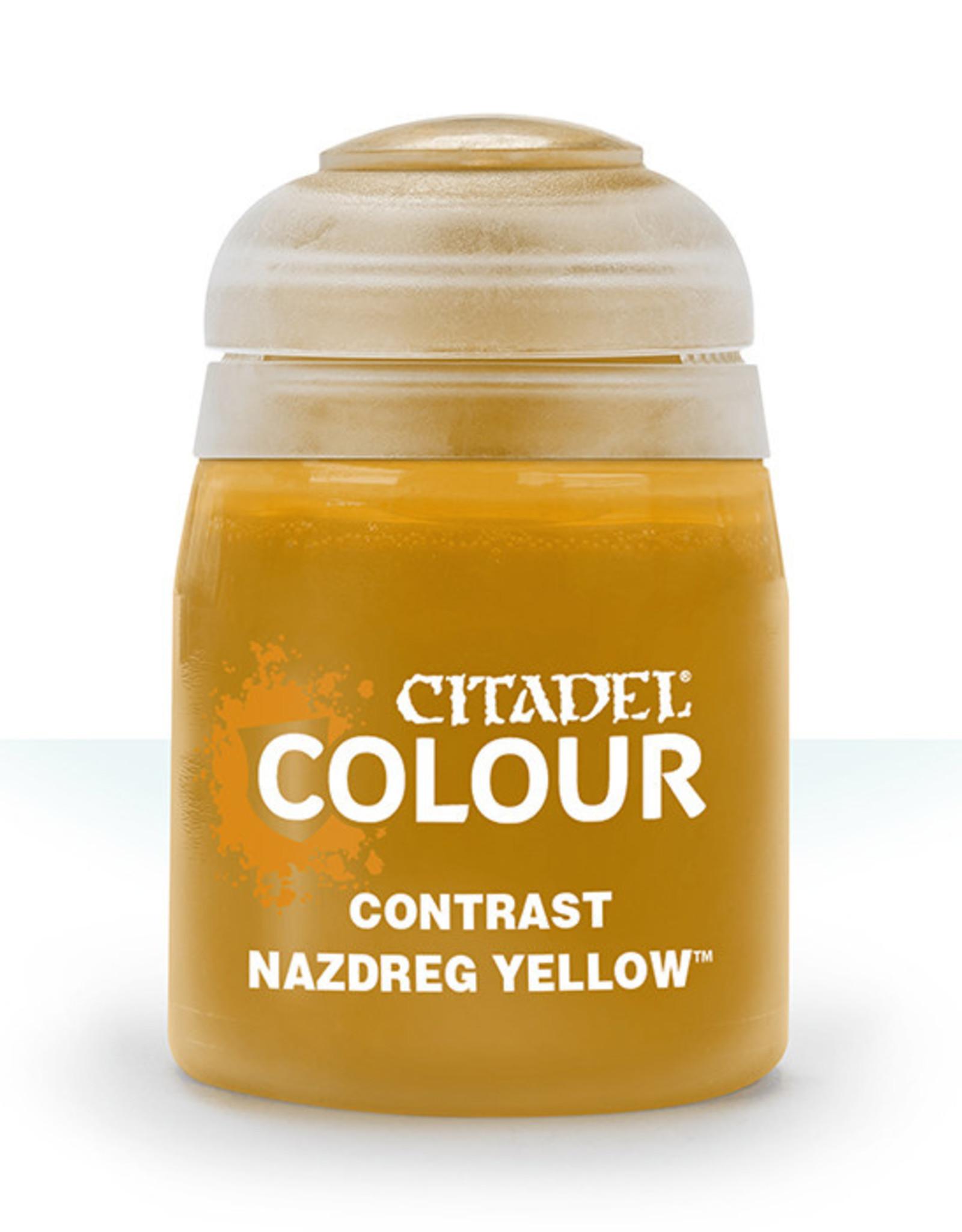 Citadel Citadel Colour: Contrast - Nazdreg Yellow