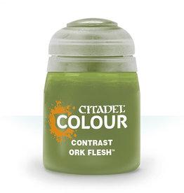 Citadel Citadel Colour: Contrast - Ork Flesh
