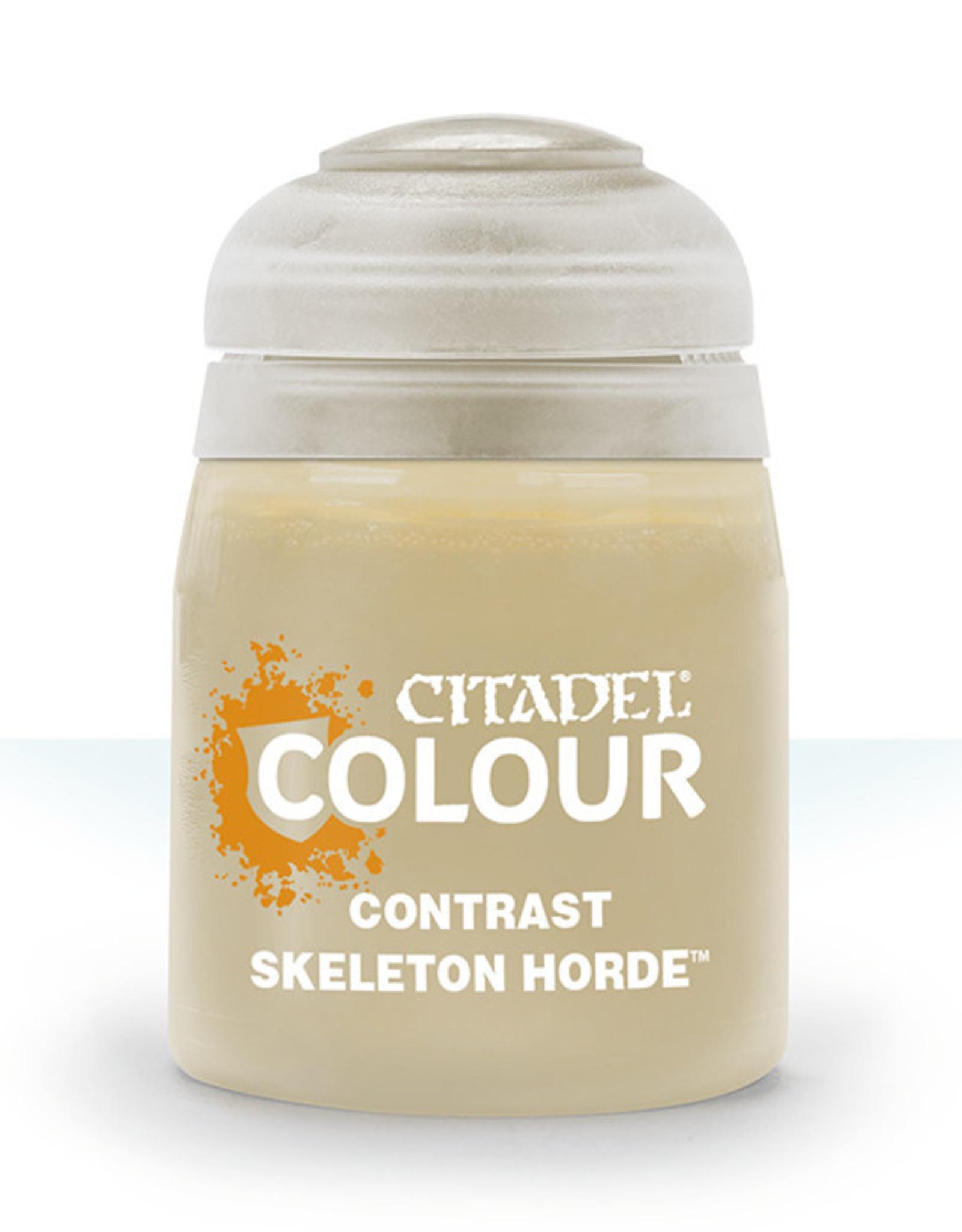 Citadel Citadel Colour: Contrast - Skeleton Horde