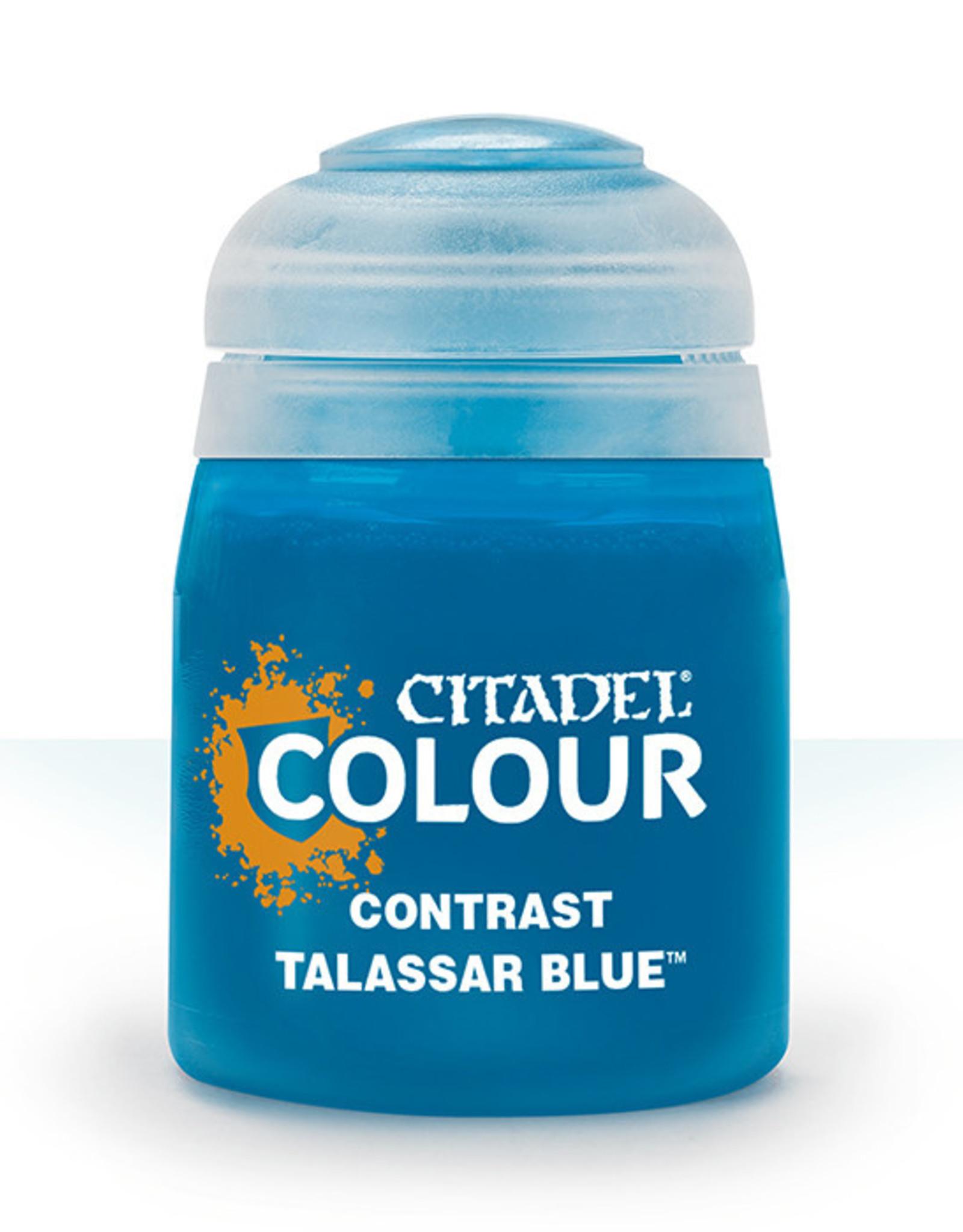 Citadel Citadel Colour: Contrast - Talassar Blue