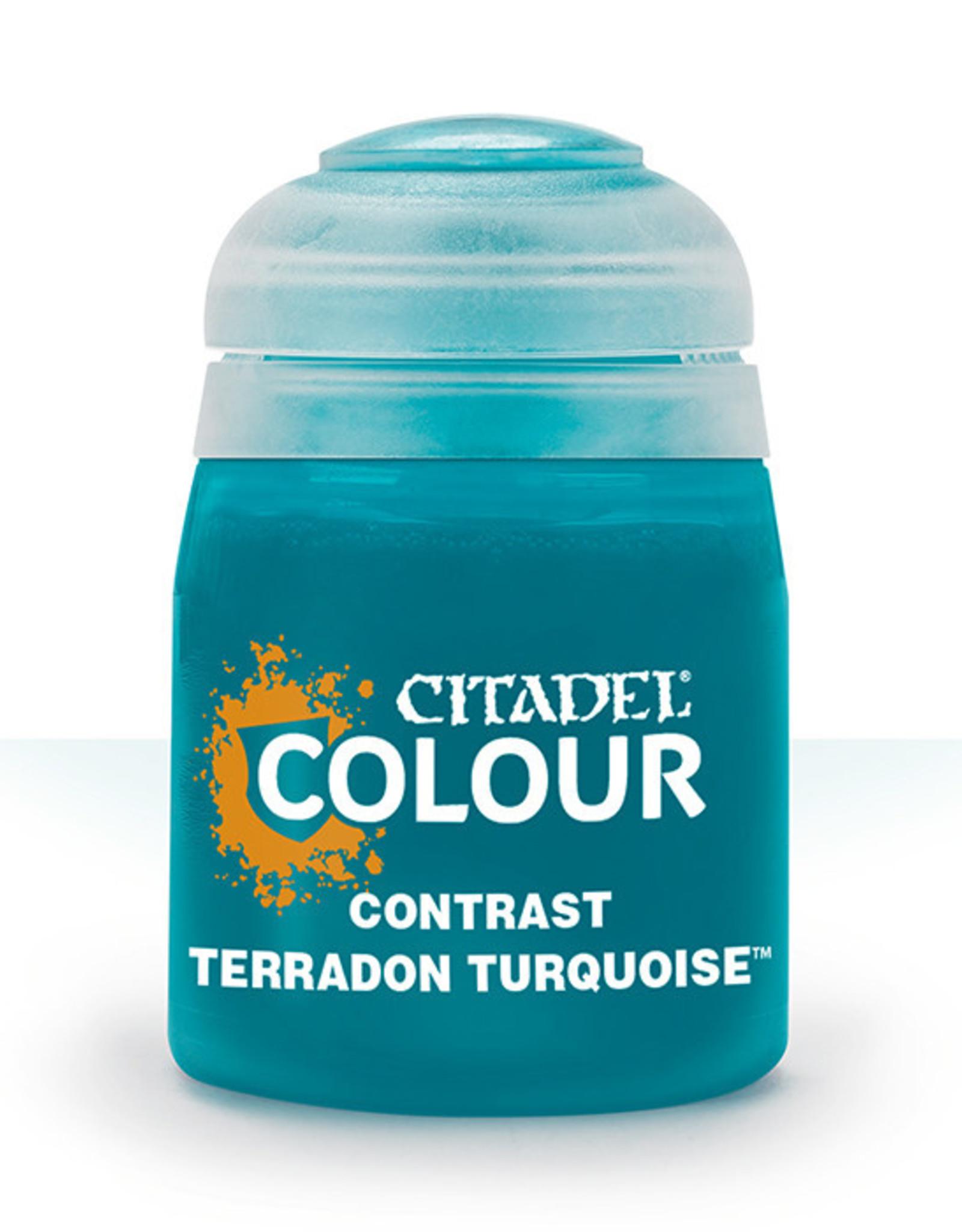 Citadel Citadel Colour: Contrast - Terradon Turquoise
