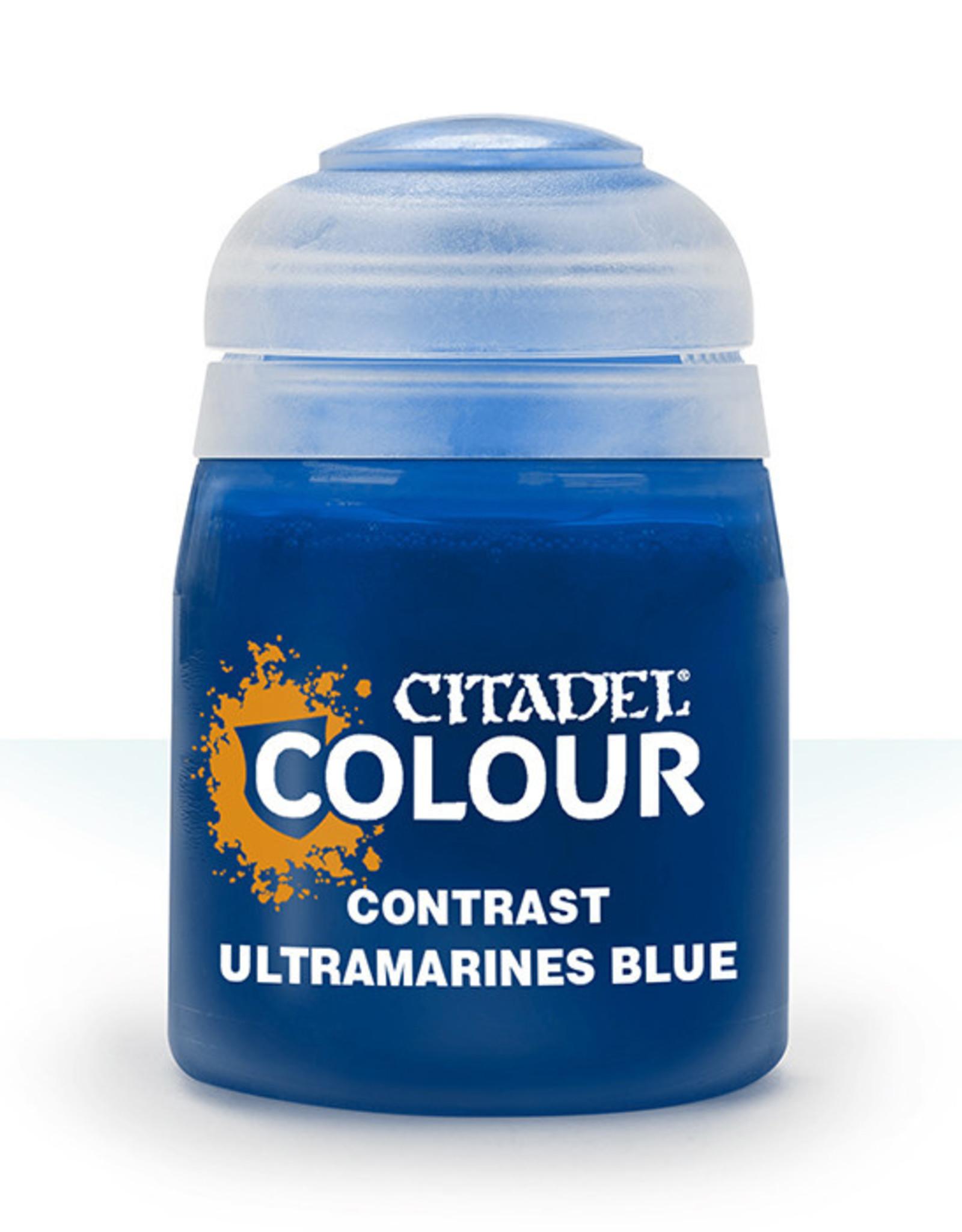 Citadel Citadel Colour: Contrast - Ultramarines Blue