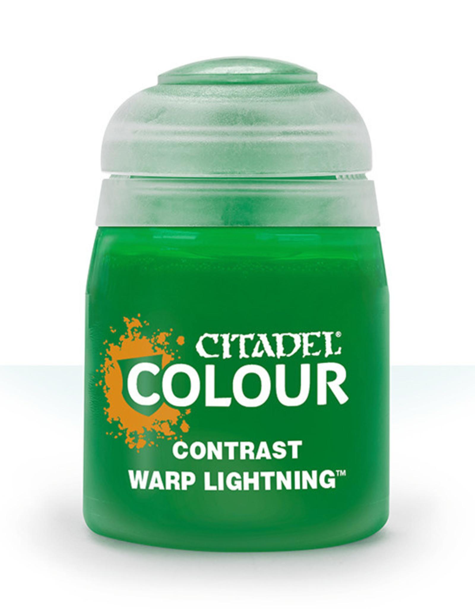 Citadel Citadel Colour: Contrast - Warp Lightning