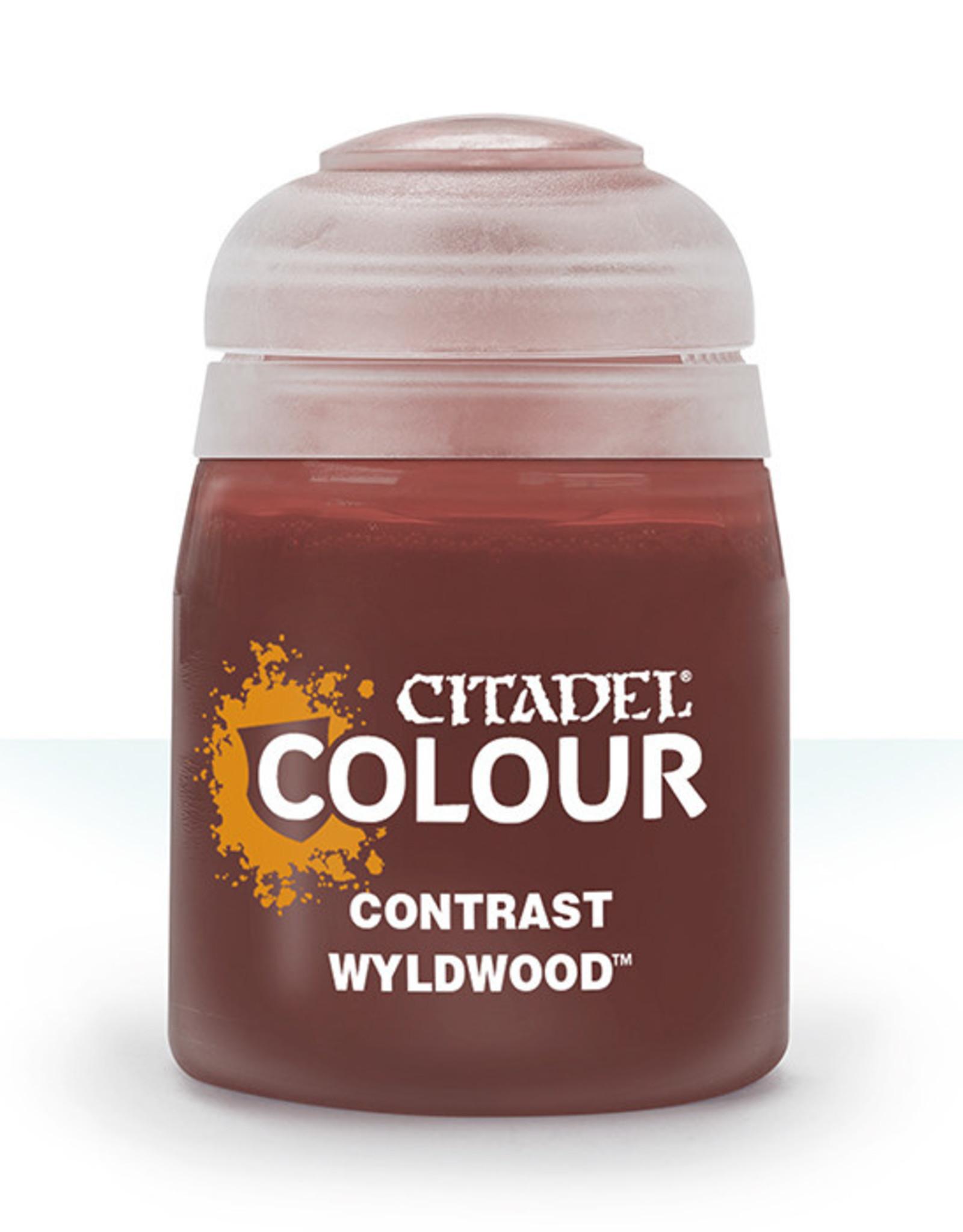 Citadel Citadel Colour: Contrast - Wyldwood